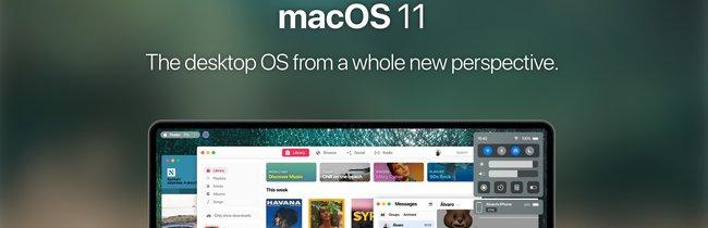 macOS 11: So fantastisch könnte das nächste große Update aussehen