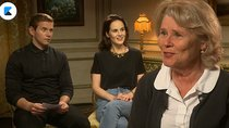 """""""Downton Abbey"""": Eine verlorene Wette, Babynews und Wissensspiel – Das Interview mit den Stars"""