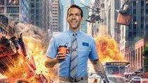 """Wie in """"Fortnite"""": Ryan Reynolds metzelt sich als NPC durch den """"Free Guy""""-Trailer"""