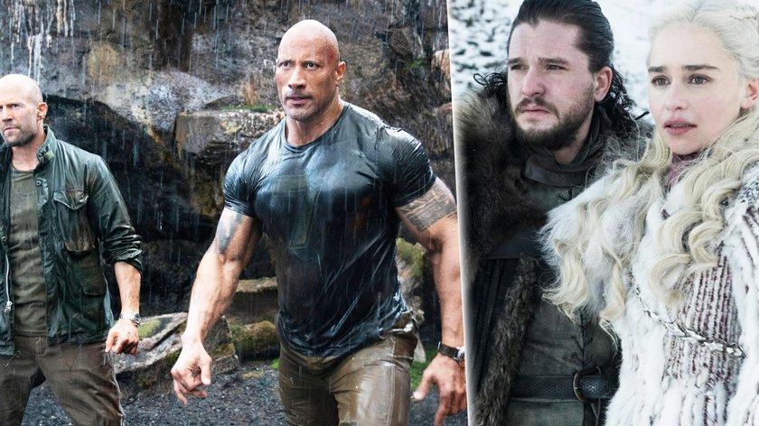 """""""Hobbs & Shaw"""": Darum wurde das Ende von """"Game of Thrones"""" im Film gespoilert"""