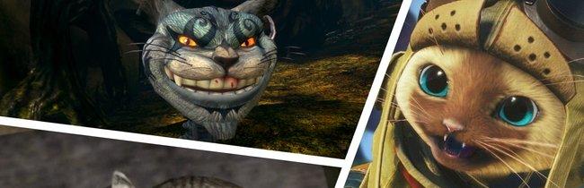 Meow, Nyan und Miauz: 20 Katzen in Videospielen