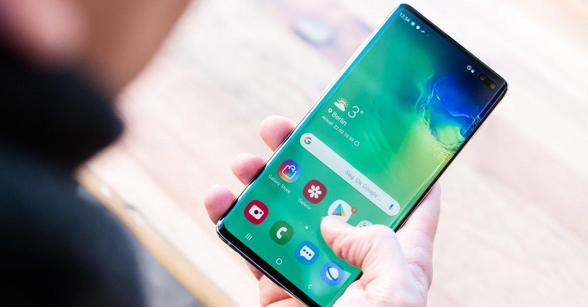 Otto verkauft Samsung Galaxy S10 Plus mit 1 TB Speicher zum Schnäppchenpreis - Giga