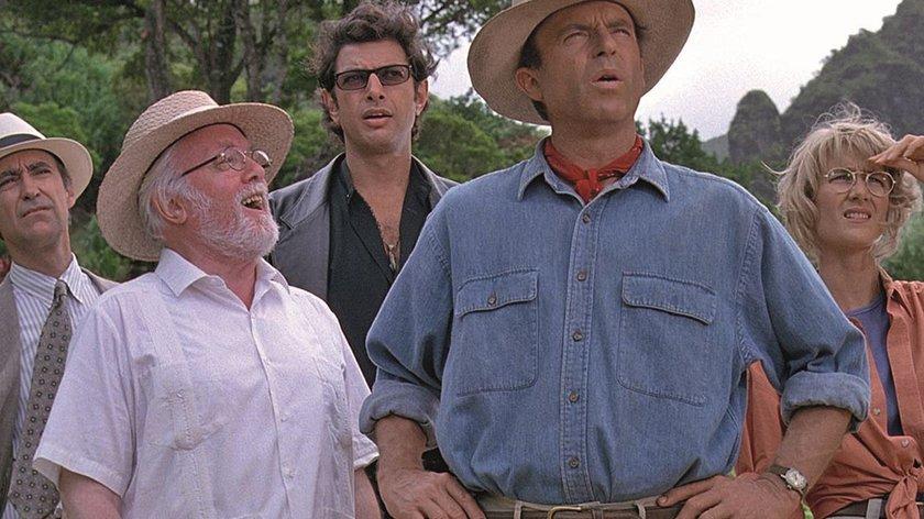 """Neue """"Jurassic World 3""""-Setbilder beweisen: Zwei Stars nach 19 Jahren wiedervereint"""