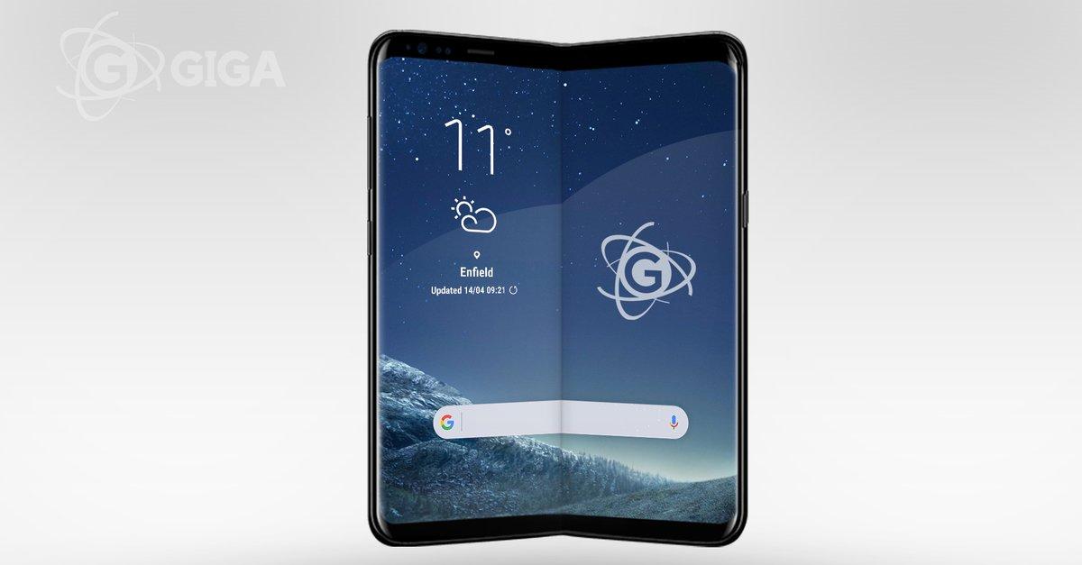 Kein Spielzeug: Samsung äußert sich zum faltbaren Smartphone Galaxy X
