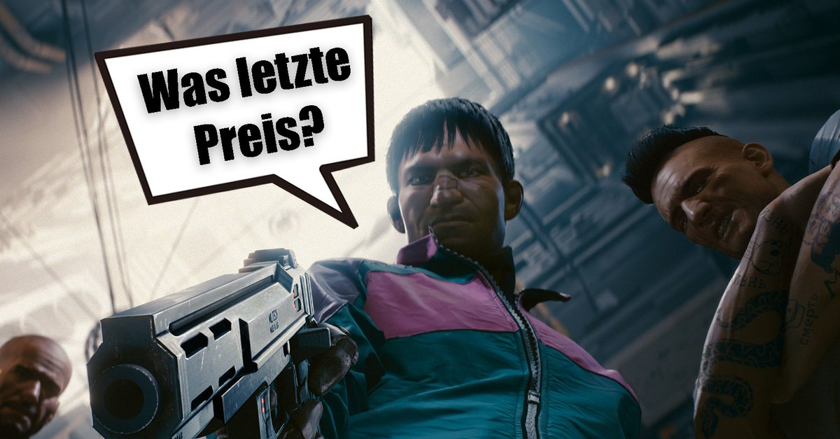 "Drastische Maßnahmen bei Cyberpunk 2077: Rollenspiel wird ""verramscht"""