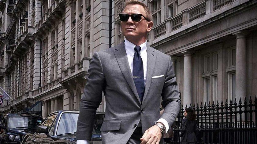 """James Bond 25: News zu Kinostart und Handlung von """"Keine Zeit zu sterben"""""""