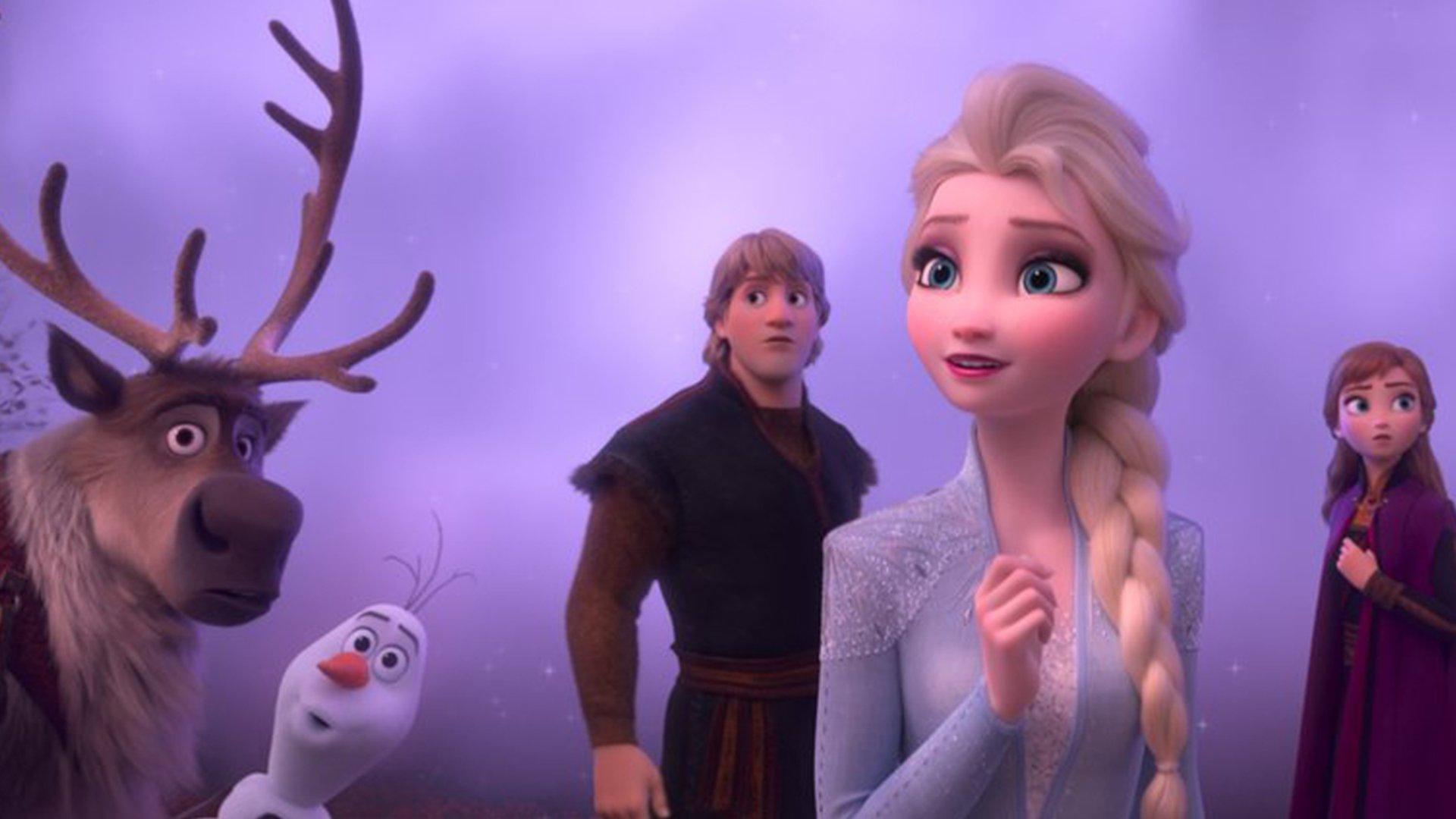 Disney+ Eiskönigin 2