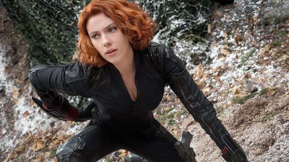 Black Widow: Scarlett Johansson ist wieder im Superhelden-Modus
