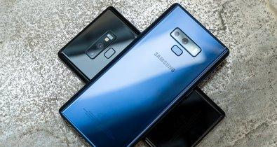 Android 9 für Galaxy S8 und Note 8: Samsung verteilt Update