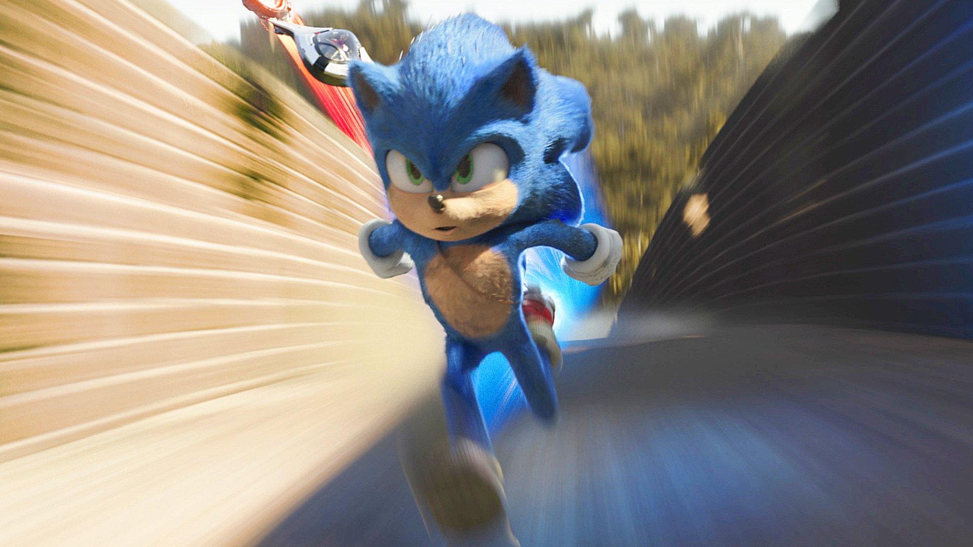"""Gelöschter Netflix Tweet beweist """"Sonic the Hedgehog"""" bekommt ..."""