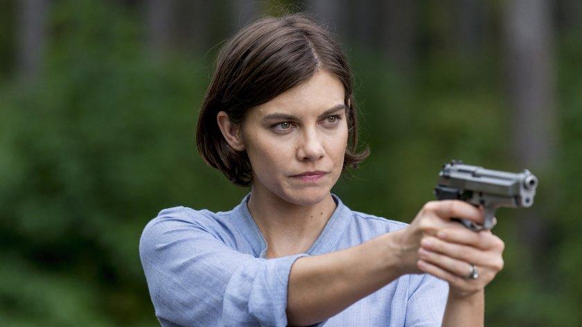 """""""The Walking Dead""""-Star verrät: Darum hat Maggie Negan noch nicht getötet"""
