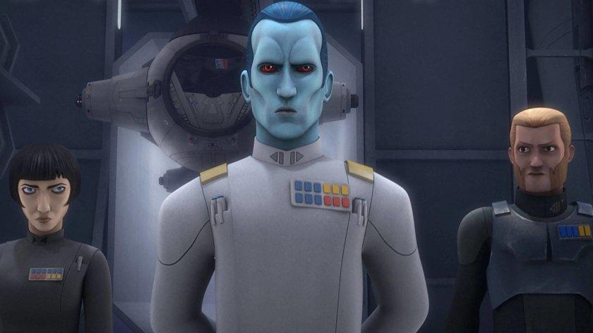 """Spannendes """"Star Wars""""-Gerücht: Er soll den neuen Oberbösewicht Thrawn spielen"""