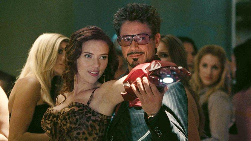 """""""Black Widow"""": Robert Downey Jr. kehrt ein letztes Mal als Iron Man zurück"""