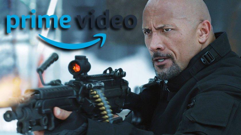 Neuer Action-Kracher bei Amazon Prime Video: Hier teilt Dwayne Johnson richtig aus