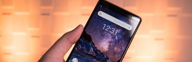 Nokia 7 Plus in Bildern: Stabiler erster Eindruck
