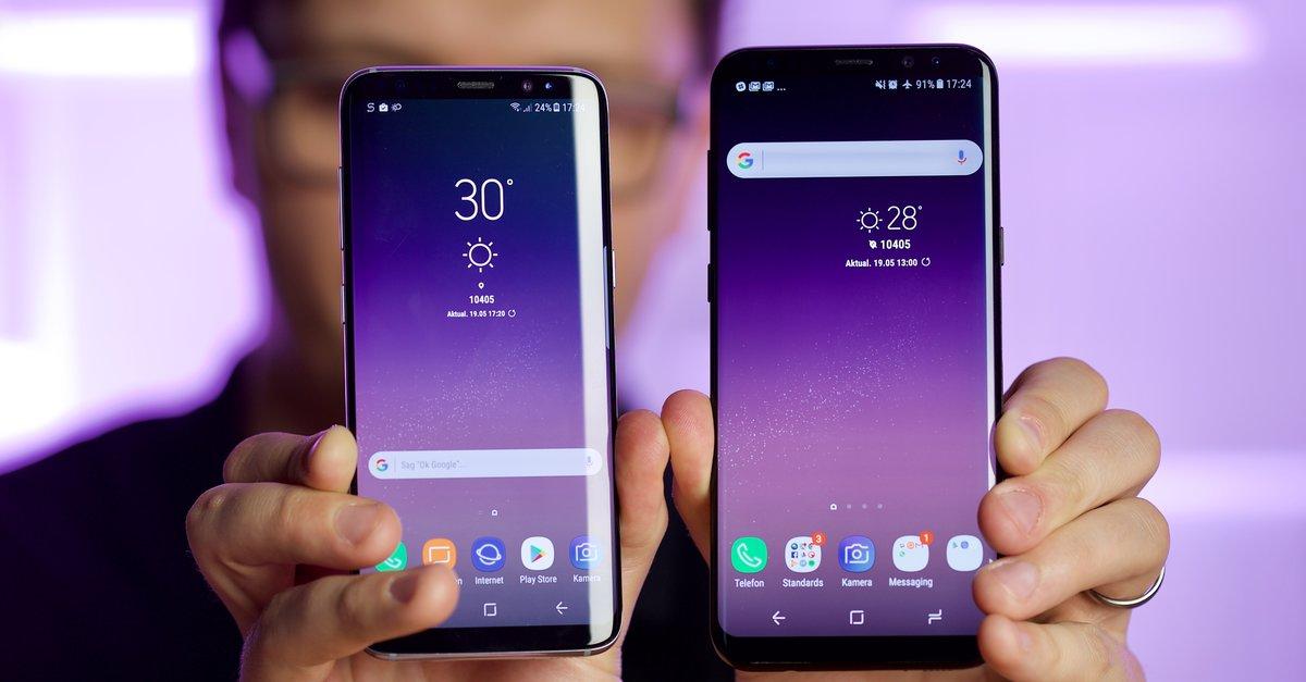 Samsung Galaxy S8: Neue Hoffnung für großes Software-Update