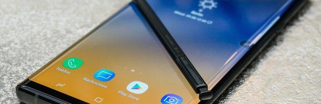 Samsung Galaxy Note: Rückblick auf die Geschichte des Spitzen-Phablets