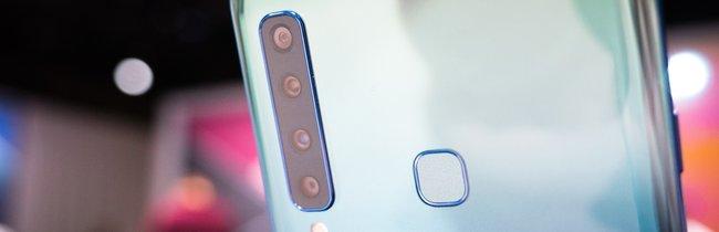 Samsung Galaxy A9 (2018) im Kamera-Test: Quad-Kamera mit wenig Licht und viel Schatten