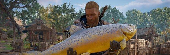 Assassin's Creed Valhalla: Alle 19 Fischarten - Fundorte zum Angeln