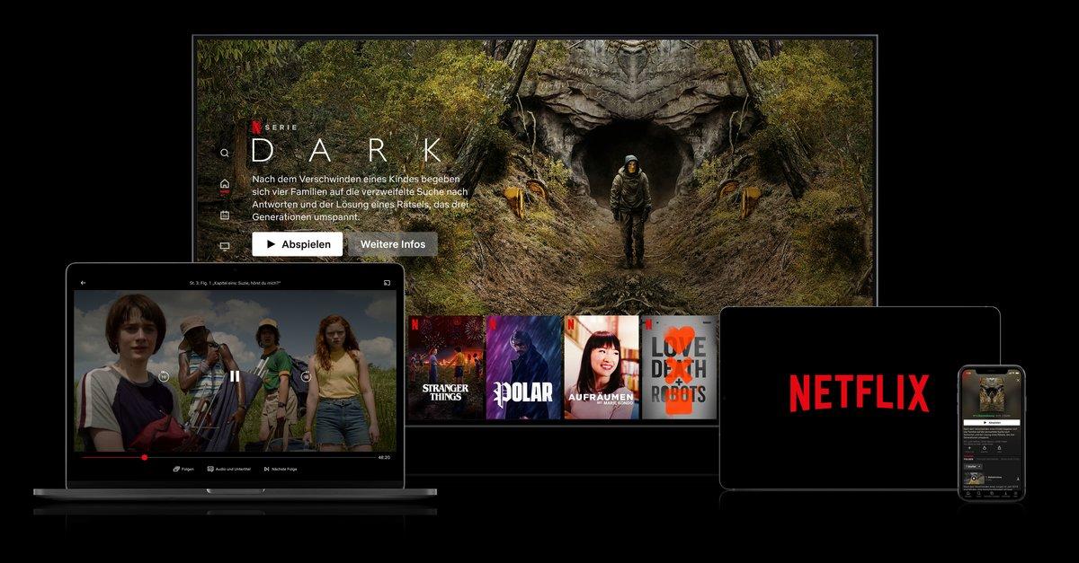 Netflix 4 Geräte Gleichzeitig