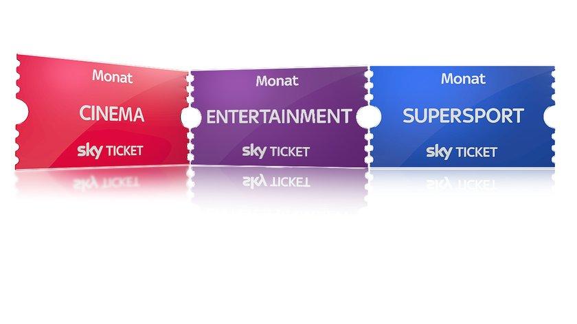 Sky Ticket kündigen: Das Abo online, per E-Mail & Telefon beenden