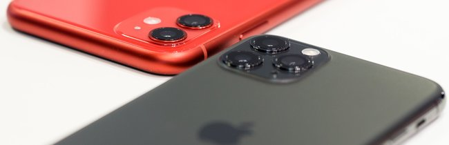 iPhone 11 und 11 Pro in Bildern: Das sind die Unterschiede