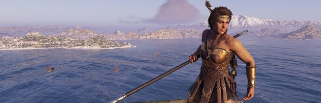 Assassin's Creed Odyssey: Legendäre Waffen - Fundorte, Bilder und Werte