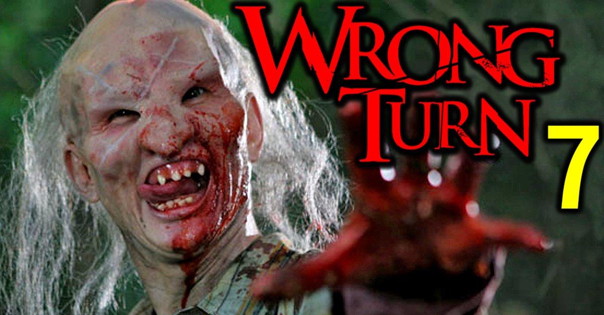 Wrong Turn 7 Original Schöpfer Macht Reboot Mit Constantin Kinode