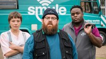 "Amazon-Gruselserie: Simon Pegg und Nick Frost in ""Truth Seekers"" auf Prime"