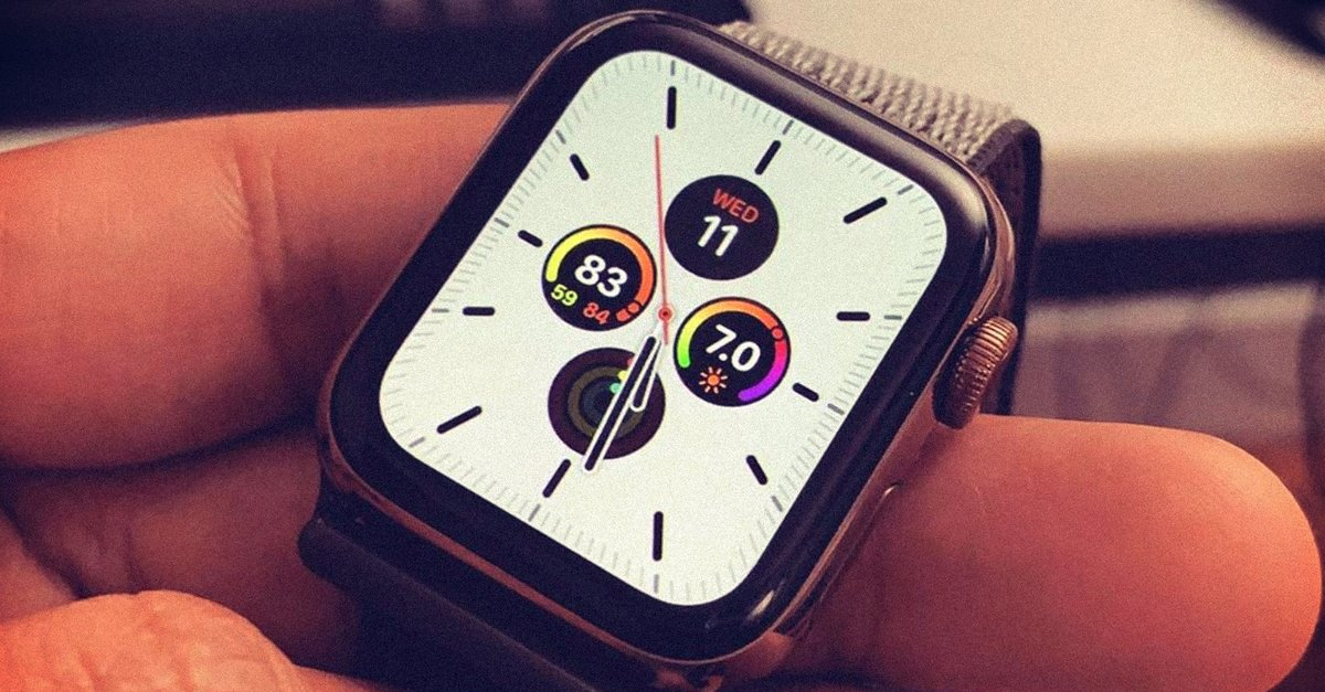 Apple Watch mit watchOS 6: Zifferblatt der Series 5 auch für andere Smartwatches bestätigt