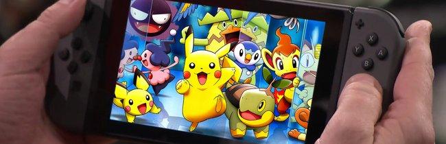 Pokémon für Nintendo Switch: Ein Neuanfang? Wenn, dann bitte richtig!