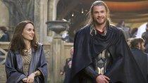 """Muskulös wie nie zuvor: Natalie Portman am MCU-Set zu """"Thor 4"""" gesichtet"""
