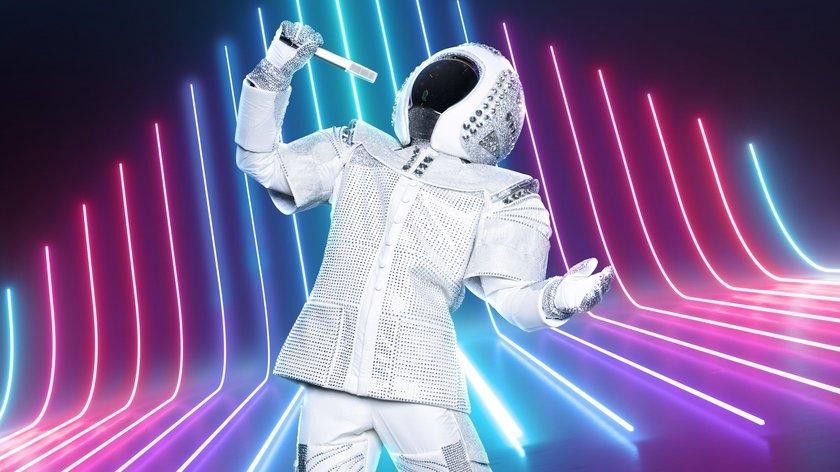 """""""The Masked Singer"""": Der Astronaut gewinnt die Show - Dieser Promi steckt im Kostüm"""