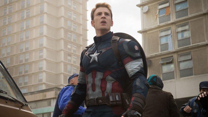 Chris Evans gesteht: Er vermisst seine Marvel-Zeit als Captain America schon jetzt