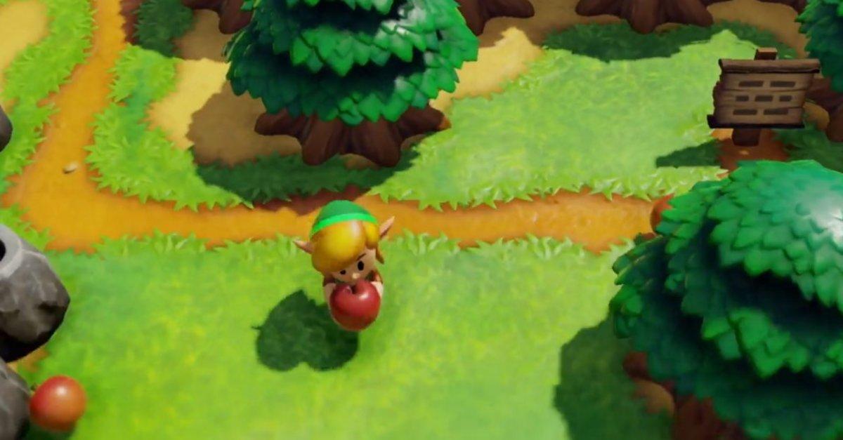 Link's Awakening & Cadence of Hyrule: Neue Zelda-Spiele erscheinen