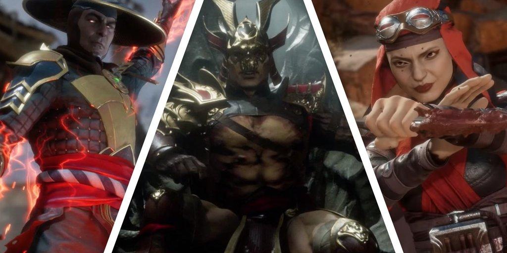 Mortal Kombat 11: Alle Charaktere und wie ihr Frost freischalten könnt