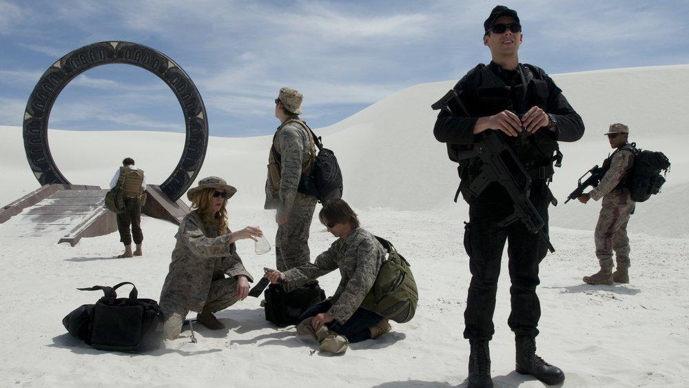 Stargate Universe Kinox
