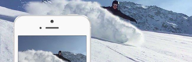 Empfehlenswerte Ski-Apps für das iPhone: Pistenplan, Tracking, Lawinenwarner und Skigymnastik