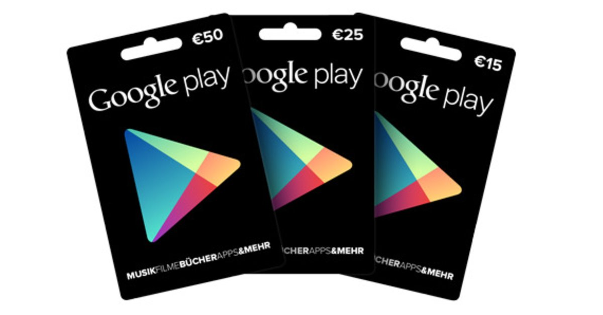 Google Play Aufladen Per Handy
