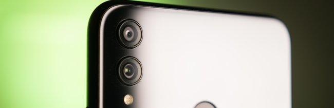 Honor 8X im Kamera-Test: Künstliche Intelligenz in der Mittelklasse