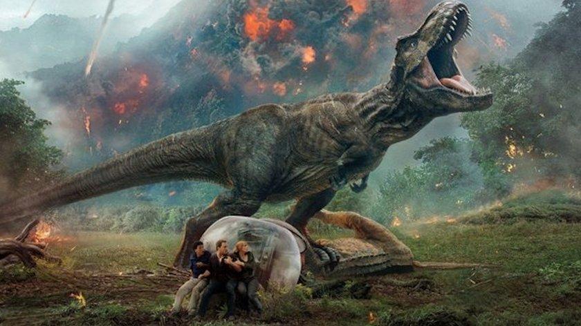 """Neuer Rekord: """"Jurassic World 3"""" hat mehr """"echte"""" Dinos als je zuvor"""