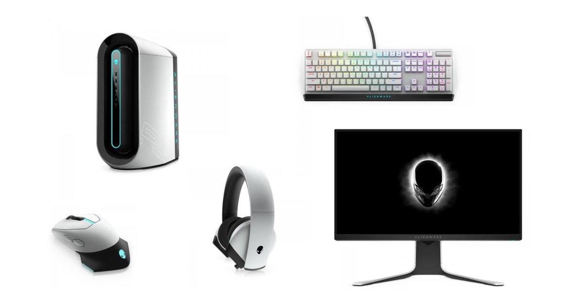 Alienware-PCs und -Zubehör: Baut euch ein günstiges Gaming-Set-Up
