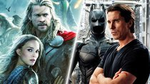 "Batman-Star für ""Thor 4"": Christian Bale soll ins MCU wechseln"