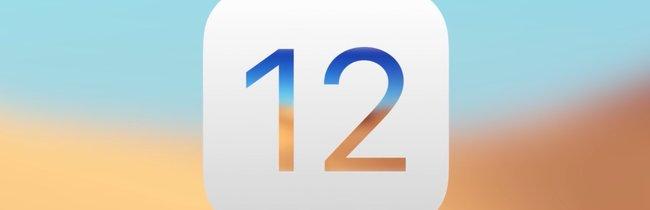 iOS-12-Konzept: Diese Neuerungen könnte Apple für das iPhone und iPad planen