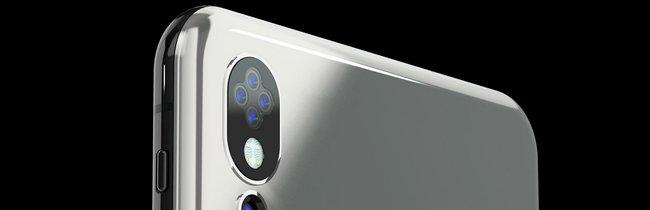 Das iPhone X2 mit Slider-Kamera: Apple-Handy ohne Notch – traumhaftes Konzept