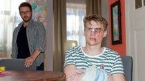 GZSZ: Wird sich Moritz jemandem anvertrauen? So sehr leidet er nach der Prügel-Attacke