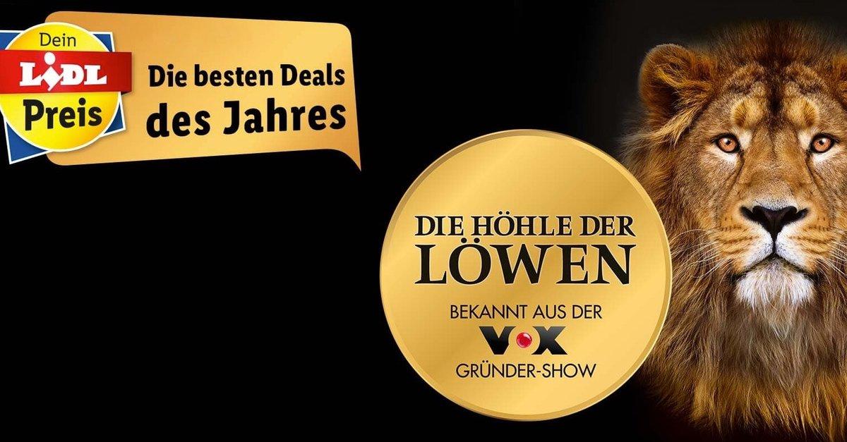 """Irre Lidl-Aktion: """"Die Höhle der Löwen""""-Produkte zum Spottpreis"""