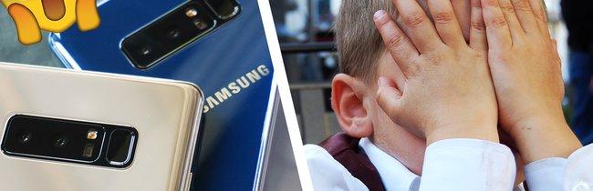 Krasse Fails: 8 Dinge, die Samsung heute so richtig peinlich sind