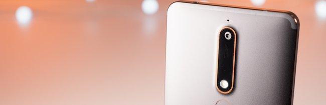 Fokus verloren: Nokia 6.1 im Kamera-Test