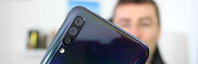 Samsung Galaxy A50 im Kamera-Test: So gut fotografiert ein Mittelklasse-Handy